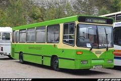 J502 GCD (northwest85) Tags: emsworth district j502 gcd alexander dash dart amberley bus j502gcd