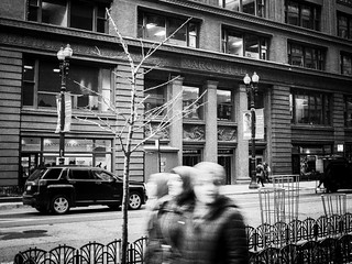 Outside the Marquette - 40/100 X