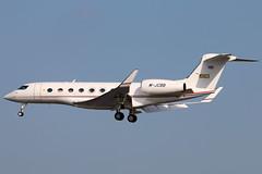 M-JCBB_03 (GH@BHD) Tags: mjcbb gulfstreamaerospace gulfstream g6 g650 jcb jcbamfordexcavators bhd egac belfastcityairport bizjet corporate executive aircraft aviation