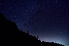 Starry night @合歡山 (monbydick) Tags: monbydick 合歡山 星空 starrynight 流星 銀河 milkyway