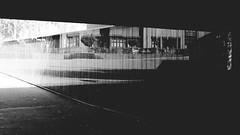 Lingen (Ems) station (frankdorgathen) Tags: lingen emsland niedersachsen station banhhof unterführung underpass schwarzweis schwarzweiss blackandwhite monochrome minimalism minimalistic minimalismus minimalistisch urban city sony18200mm sony alpha6000