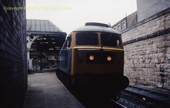 Dundee a770 (Ernies Railway Archive) Tags: nbr lner lms cr scotrail dundeestation