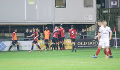 Lewes 3 Worthing 4 03 10 2018-26-2.jpg (jamesboyes) Tags: lewes worthing sussex football soccer fussball calcio voetbal amateur bostik isthmian goal score celebrate tackle pitch canon 70d dslr