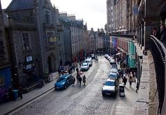 Edinburgh (Bob Bain1) Tags: edinburgh scotland travel canoneos grassmarket victoriastreet