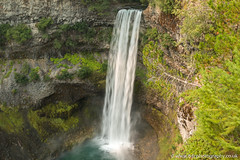Brandywine Falls, BC, Canada (8DCPhotography (www.8dcphotography.co.uk)) Tags: brandywinefalls bandywinefallsprovincialpark www8dcphotographycouk landscape canada2018 britishcolumbia holiday seatosky whistler canada ca