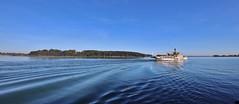 deep Blue (Hugo von Schreck) Tags: hugovonschreck gstadtamchiemsee bayern deutschland germany bavaria europe see lake boot boat canoneos5dsr tamronsp1530mmf28divcusda012