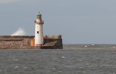 High Tide at Whitehaven (Chris Wood 1954) Tags: whitehavenharbour whitehaven cumbria seascape westcumbria sea irishsea