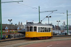 Lisbon tram 730 at Birkenhead Oct18 by Richard Delahoy 1 (focus- transport) Tags: wirral bus tram show 2018 birkenhead transport corporation crosville ferry mersey lisbon liverpool warrington greater manchester merseyside pte shmd stalybridge hyde mossley dukinfield wallasey leyland olympian titan pd2 atlantean massey foden northern counties daimler fleetline park royal alexander cvg6 metrocammell