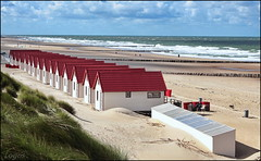 A beautiful day at the sea (Logris) Tags: domburg holland niederlande netherlands sea meer srand sand wasser sommer summer