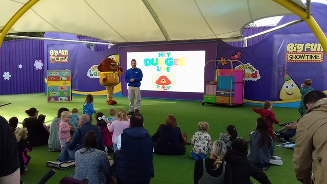 Big Fun Showtime - Hey Duggee