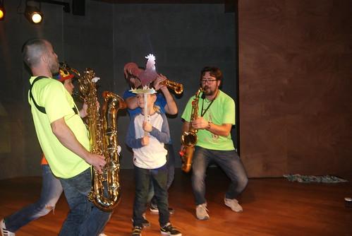 Quartet de Saxos