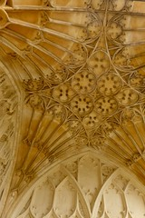 Tewkesbury Abbey (carolyngifford) Tags: tewkesburyabbey tewkesbury vaulting