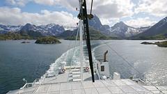 """Tranøy"" (OlafHorsevik) Tags: tranøy torghattennord thn ferge ferga ferry ferja ferje reserveferge fiskebøl melbu hadselfjorden"