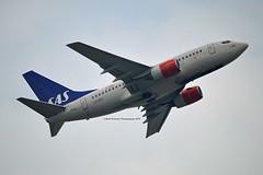 """Bernt Viking"" SAS Scandinavian Airline System LN-RRO Boeing 737-683 cn/28288-49 @ EGLL / LHR 27-05-2018 (Nabil Molinari Photography) Tags: berntviking sas scandinavian airline system lnrro boeing 737683 cn2828849 egll lhr 27052018"