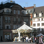 Mulhouse - Old Town, Place de la Réunion thumbnail