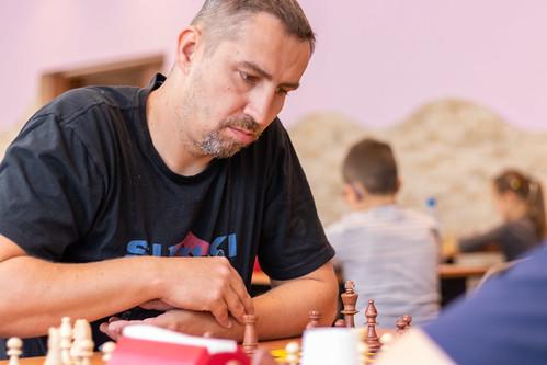 Grand Prix Spółdzielni Mieszkaniowej w Szachach Turniej VII-34