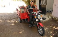 Dahab 2018 - Proud Man (Markus Lüske) Tags: egypt aegypten ägypten sinai rotes rotesmeer meer dahab camp motorrad red redsea sea lueske lüske