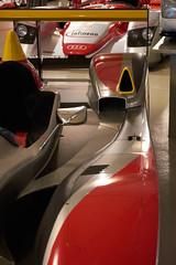 Audi R10 TDI, Musée des 24 Heures du Mans (Thibault Gaulain) Tags: le mans 24 hours heures h musée museum racing course car voiture auto sarthe france nikon d7200 winner audi r10