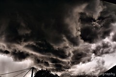Storm Cell -1 (18th October 2018 (Anthony S.) Tags: anthonys anthonysuperina severestorm severethunderstorms severeweather wildweather thunderstorm therebeastormbrewin stormsofaustralia stormscapes stormcell nature australiathunderstorms australianstorms australia southernhemisphere contrastingskies contrast cloudscapes clouds dramaticskies depthoffield landscape canon canoneos eos extremeweather seasonal seasonalweather spring weatherphotography