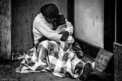Homeless (alfapegaso) Tags: homeless chicago
