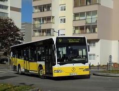 Mercedes Citaro n°321 (ChristopherSNCF56) Tags: mercedes bus citaro 321 autobus transport urbains bibus brest bihan