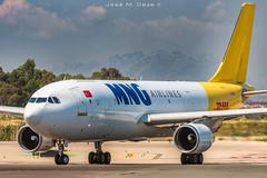 MNG Airlines A300B4-622RF TC-MCH (José M. Deza) Tags: 20180920 a300b4622rf airbus bcn elprat lebl mng planespotting spotter tcmch aircraft