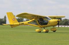 G-CINV (wiltshirespotter) Tags: sywell laarally egbk aeroprakt a22 foxbat