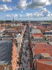 Klim naar de Hemel (Ralph Apeldoorn) Tags: church grotesintlaurenskerk kerk klimnaardehemel alkmaar noordholland nederland nl netherlands