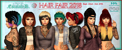 EsclateD.HairFair.ReleasePoster (by Dolphin Ayres) Tags: hairfair2018 appearal hair meshhair hairstyling femalehair girlhair gift riggedmesh mod secondlife sl rigged mesh hairstyles hairdos streaks colors haircolors huds scriptedhair huddriven riggedmeshhair escalated slhairstyle hairstyle hud haircolor magic 3d roleplay romantic rock escalation braid braided braids game gamecontent fantasy design dark sexy sweet snapshot advertisment portrait unrigged resizeable hairdo escalatedadjustable