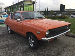 1977 Datsun 120Y (Older and rare cars in Norway) Tags: datsun 120y 1977 japanese carspotting norway
