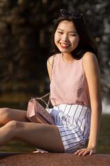 Smile   -   IMG_1753 (igor petsilyak / игорь пециляк) Tags: vdnkh vdnha вднх girl smile