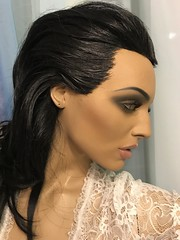 Rootstein Mannequin (capricornus61) Tags: rootstein display mannequin shop window doll dummy dummies figur puppe schaufensterpuppe schaufenster art home athome indoor collecting frau woman female feminine face body sammeln