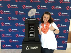 Stop #4- FL at TN (AFCA Coaches Trophy) Tags: amwaycoachespoll coachestrophy college football