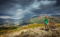 Hello from England (gabormatesz) Tags: england summer hiking lakedistrict canon canon80d 1018mm landscape nature naturephotography photography clouds cloudscape cloudy