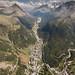 Val Bernina (Kieran Campbell) Tags: pontresina stmoritz alps engadin aerial paragliding europe switzerland flying