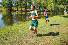 FLO06394 (chap6886@bellsouth.net) Tags: athletes athletics action sports highmiddleschool highschoolathletics boys girls team trees trails win water woods distance 5k xc usa