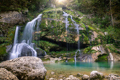 Virje Waterfall | Slap Virje (RigieNL) Tags: longexposure water waterfall waterscape wandering waterval walk slovenia slovenie virje slap slapvirje europe nature natuur sony sonya6000 le europa dream dreamscape insta instagram awesome awesomeness trail hike hiker hikr travel roadtrip traveler