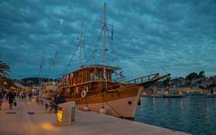 Mali Lošinj (15) (Vlado Ferenčić) Tags: malilošinj islands islandlošinj vladoferencic vladimirferencic sea cityscape adriatic adriaticsea jadranskomore otoci nocturnal tamron247028 nikond600 croatianislands