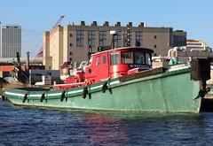 Minnesota (raserf) Tags: great lakes towing gtug boat port milwaukee jones island minnesota wisconsin