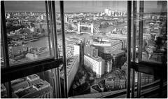 Room With a View (Steve Lundqvist) Tags: thames river landscape cityscape urban urbanscape london skyscraper buildings sky city town water bridge architecture leica q summer 2018 tamigi traveling travel trip jurney shard financial district boat structure modern sunset becky frances candid colour street photography documentary england social uk arts art città skyline cielo edificio fiume acqua