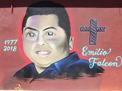 Emilio Falcon (knightbefore_99) Tags: mexico mexican caribbean tropical isla mujeres cool art best nice quintanaroo 1977 2018 emilio falcon mural rip memory dude remember