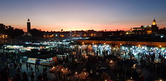 20181011_192802 (accidori) Tags: marocco marrakech medina suk tramonto sunset