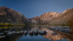 Convict Lake Sunrise (halladaybill) Tags: convictlake sierras sunrise mammothlakes nikond850