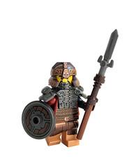 Hun Warrior (-Matt Hew-) Tags: lego photo photography photographer photoshop moc minifigure mage legoninja legoninjago ninja norwegian norse