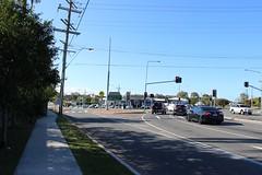 Anzac Avenue intersection, Kippa-Ring (philip.mallis) Tags: brisbane kipparing intersection road sliplane cars