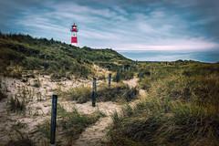 Lighthouse Sylt (Klaus Steinert) Tags: sylt list leuchtturm nordsee dünen landschaft lighthouse landscape