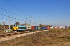 ET22-933 (Andrzej Szafoni) Tags: et22 et22933 electric locomotive train poland polska pkp cargo pafawag railroad