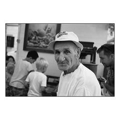 Street Portrait (Koprek) Tags: konicahexaraf ilfordhp5 streetphotography stphotographia croatia film analog varaždin spancirfest portrait summer2018