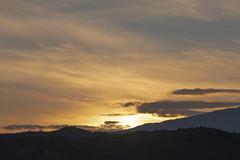 Salida del sol (José M. Arboleda) Tags: paisaje árbol bosque montaña silueta amanecer cielo nube arrebol alborada salidadelsol mañana madrugada popayán colombia canon eos 5d markiv ef70200mmf4lisusm josémarboledac