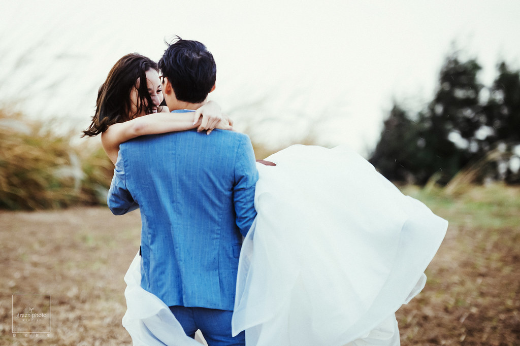 婚紗攝影|台北婚紗|美式婚紗